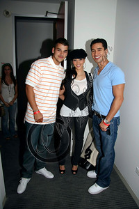 Kim Kardashian, Robert Kardashian, Mario Lopez