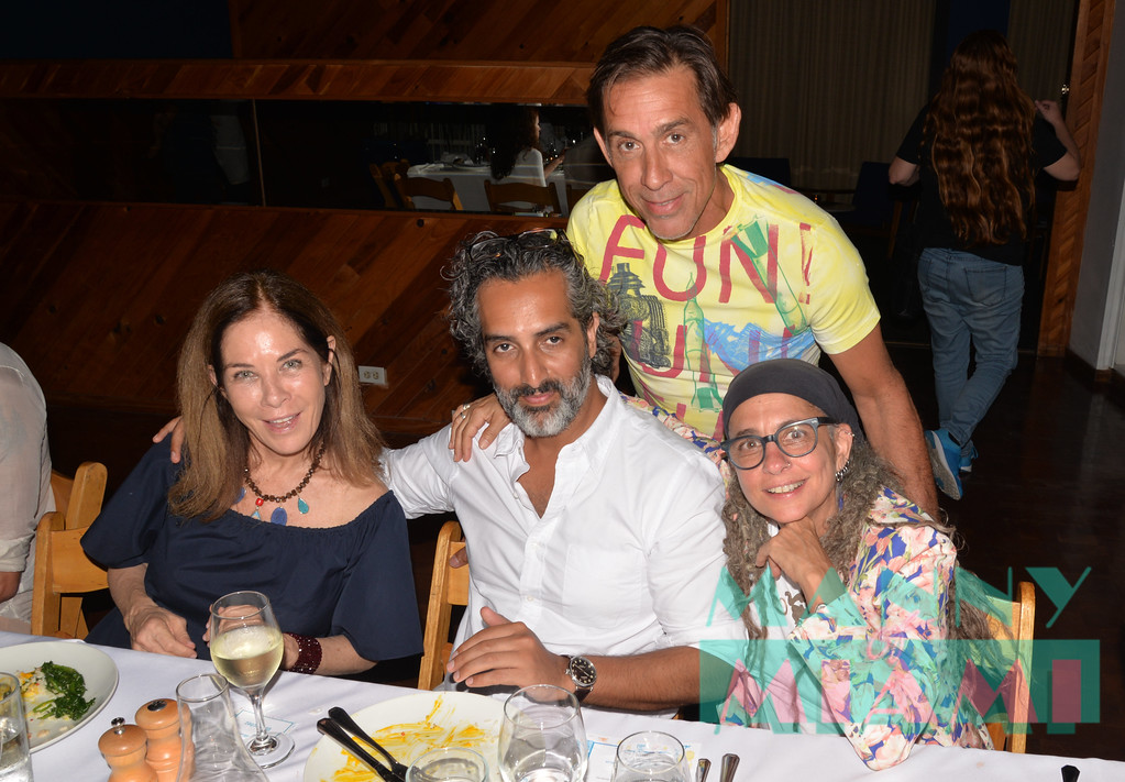 MIAMI BEACH, FL - JULY 19: Chefs Stand Up with Nina Clemente. The Standard Plaza and The Smile's Di Alba benefit for No Kid Hungryon July 19, 2017 in Miami Beach, Florida. (Photo by Manny Hernandez/ MannyofMiami.com)
