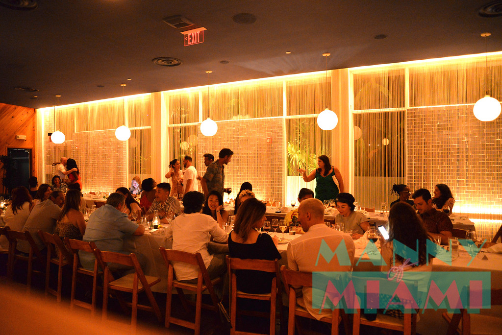 MIAMI BEACH, FL - JULY 19: Chefs Stand Up with Nina Clemente. The Standard Plaza and The Smile's Di Alba benefit for No Kid Hungry on July 19, 2017 in Miami Beach, Florida. (Photo by Manny Hernandez/ MannyofMiami.com)