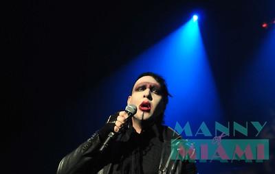 7-21-13--Marilyn Manson at the Fillmore Miami Beach