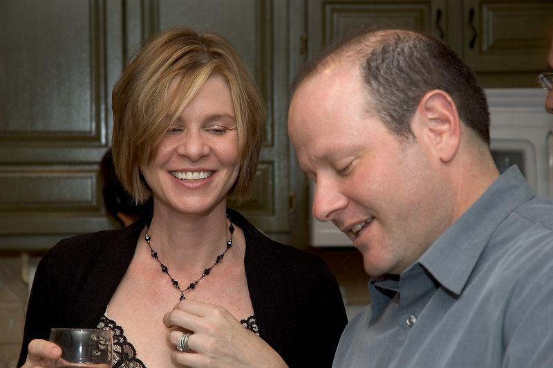 <b>Erin and Jon</b>   (Oct 08, 2005, 07:30pm)