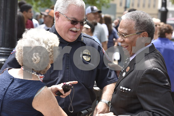 Prayer Vigil for Dallas Shooting