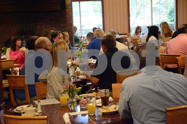CoC Networking-  Photo by Pete Houting