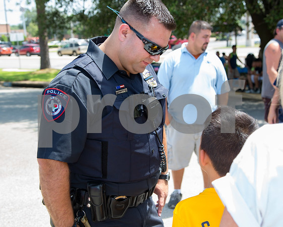 7/16/16 Tyler Community Honors & Appreciates Tyler Police by Don Spivey, Steve Mason & Joshua Payne