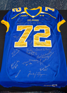 72 Football Team Reception