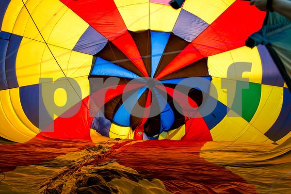 7/22/16 Great Texas Balloon Race 2016 by Jim Bauer & Steve Sheppard