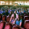 The crowd watches the Miss Indiana USA & Miss Indiana Teen USA pageant in the Paramount Theatre.