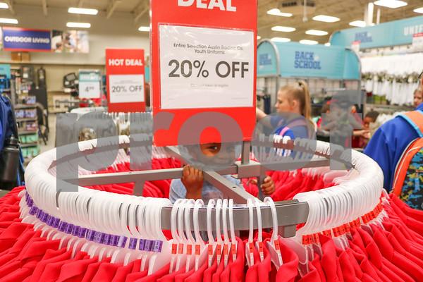 Academy Shopping Spree