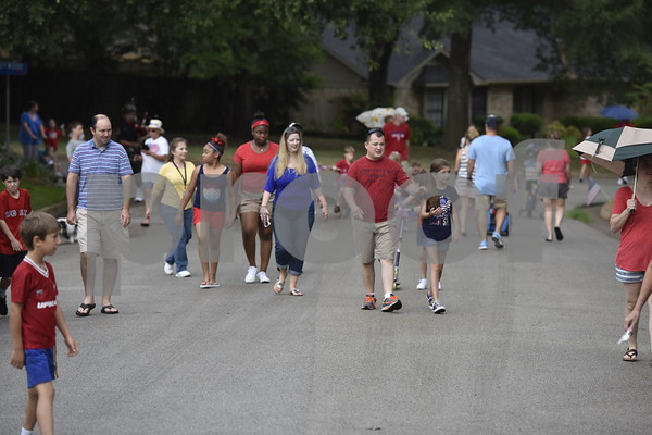 7/4/16 Knollwood Subdivision July 4 Parade by Andrew D. Brosig