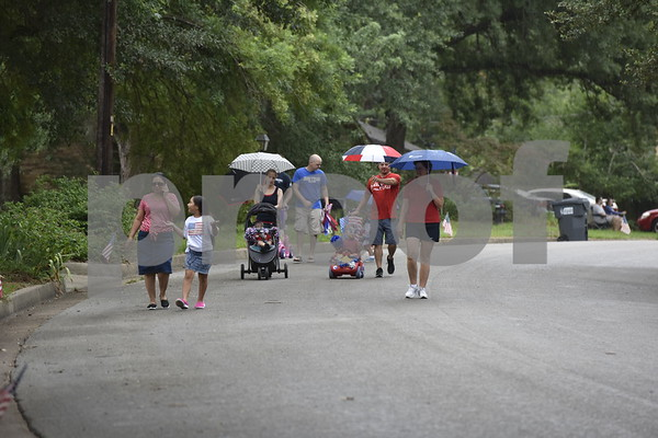 Knollwood July 4 Parade