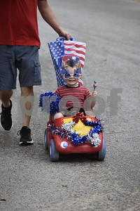 Knollwood July 4 Parade