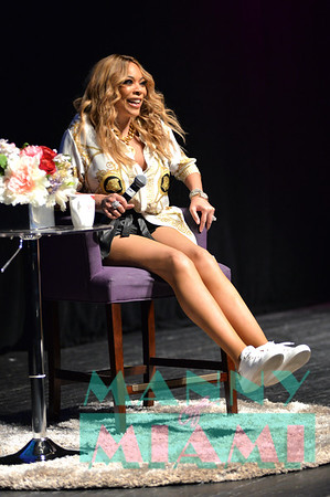 8-10-18 - Wendy Williams at Fillmore Miami Beach