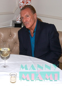 8-18-16 - Selecta magazine cover party with Armand Assante at Battaglia Miami Beach