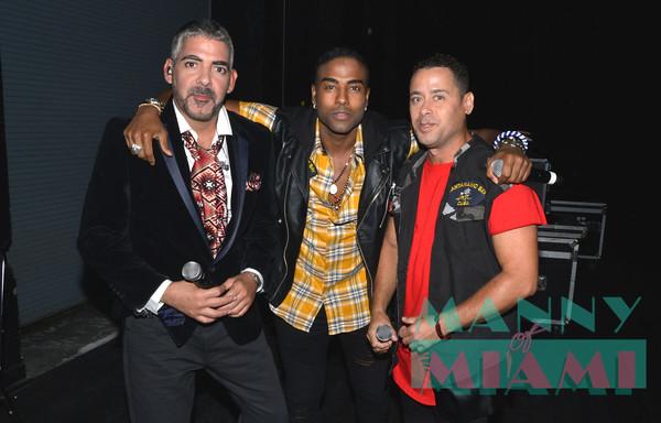 8-20-16 - Orishas kick off tour at the Fillmore Miami Beach