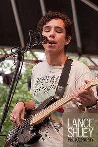 Infantree, 80-35 Music Festival, Des Moines, Iowa