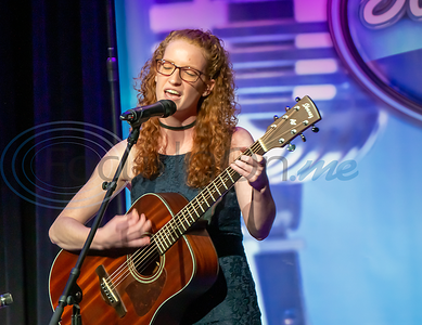 Chelsee Jablonski performs in the first round of the 2019 East Texas Idol Competition.
