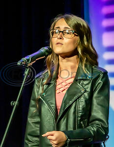 Contestant Chasity Davis in the 2019 East Texas Idol Competition.