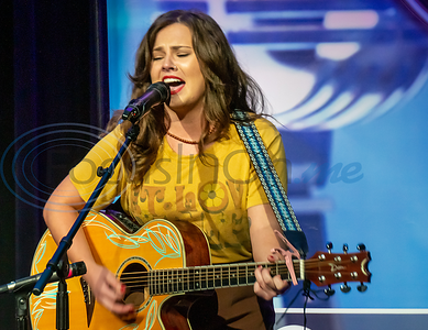 Delaney Worth performs in the 2019 East Texas Idol Competition.