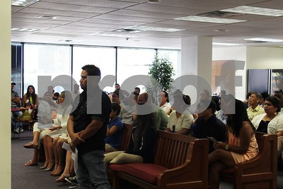8/24/16 Tyler Naturalization Ceremony by Mike Baker