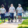 John P. Cleary | The Herald Bulletin<br /> Madison County's first American Cancer Society Bark For Life event was held Saturday morning at Beulah Park in Alexandria.