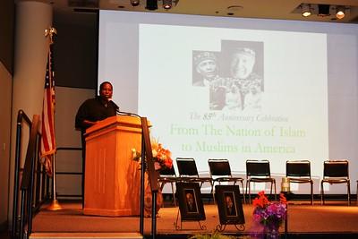 Celebrating the 85th Anniversary - Muslims In America