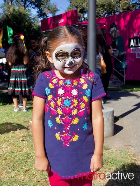 8th Annual Día de Los Muertos San José