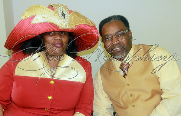 8th Appreciation Service Honoring~Pastor & Sister Aron E Barnes Sr.