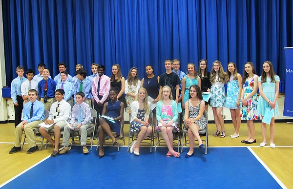 Class of 2016 - Awards Ceremony