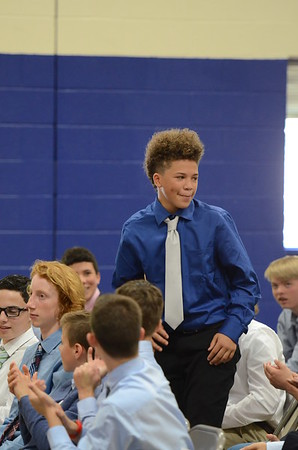 8th Grade Recognition Awards 2017
