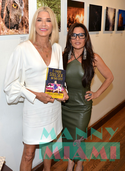 Candace Bushnell In Conversation With Brett Graff
