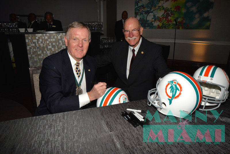 Bob Griese, Dick Anderson