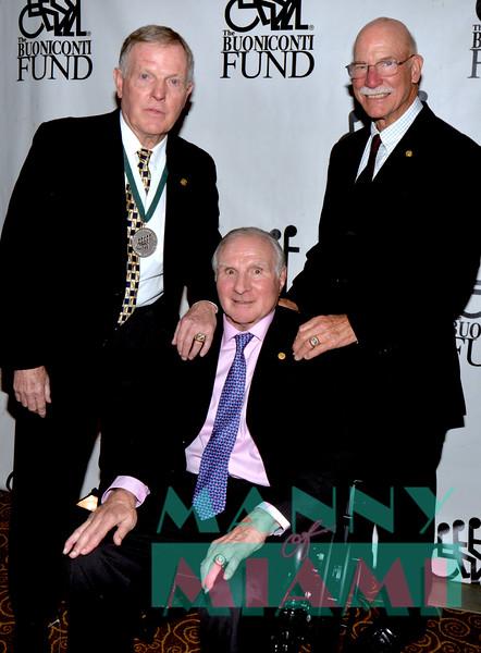 Bob Griese, Nick Buoniconti, Dick Anderson