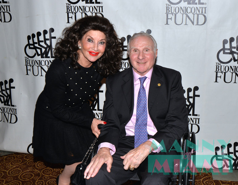 Christine Lynn, Nick Buoniconti