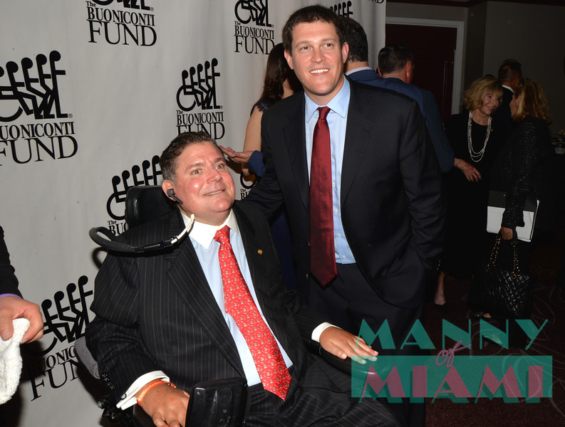 Marc Buoniconti, Nick Arison