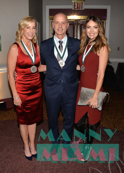 Chris Evert, Brian Boitano, Amy Purdy