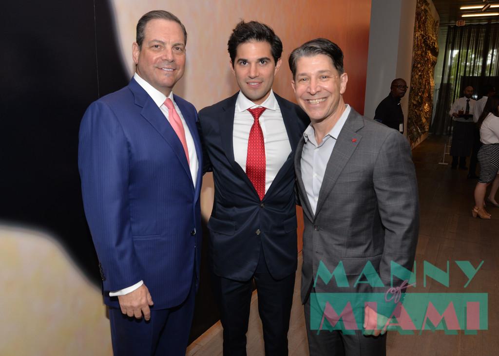 Greg Ferrero , David Cardenas , Mitch Bierman