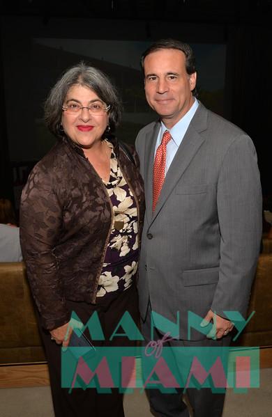 Commissioner Daniella Levine Cava,  Commissioner Frank Carollo