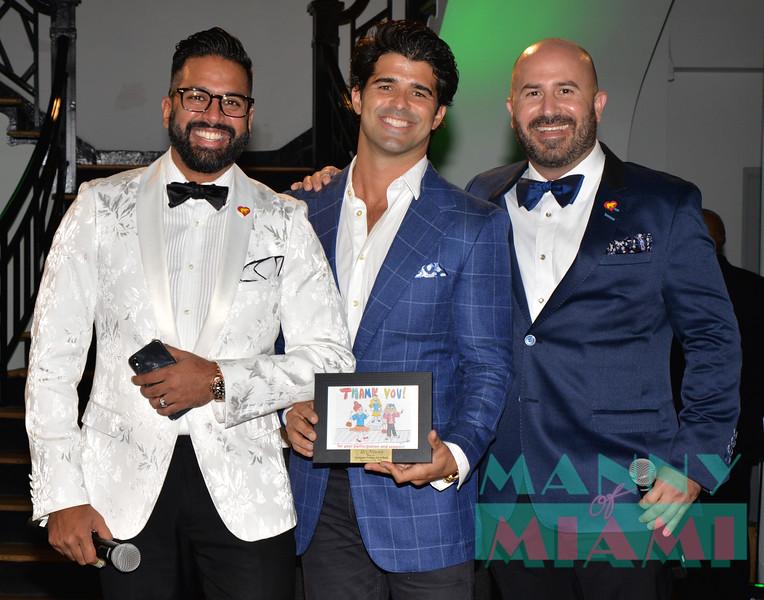 Ricky Patel, Alexander Mijares, Zak Mann