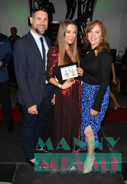 Massimo Casagrande, Jenelle Garcia, Liana Guilarte