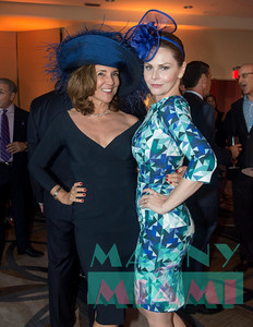 9-9-16 - Make-A-Wish Ball Kick Off Cocktail event at the Intercontinental Hotel Downtown