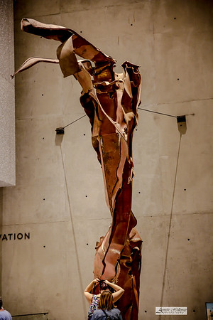 9/11 Memorial and Museum 2017 by Annette Holloway Photography