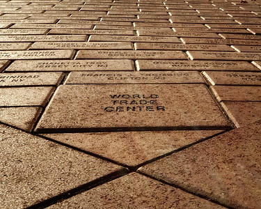 This image is from the memorial in Tewksbury, MA.  Bricks were purchased from people all over the country.  The bricks now form a walkway around the memorial.