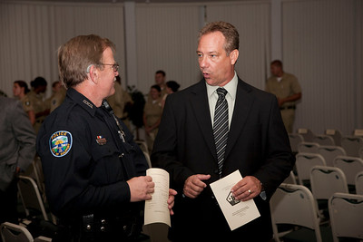 9/11 Remembrance Ceremony - Allstate Center - 9-11-12