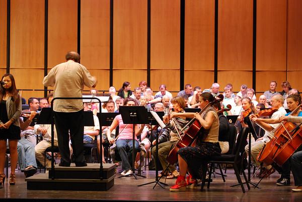 911 concert with Kiev Symphony
