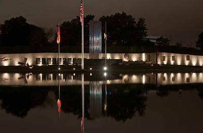 9 11 01 Ten Year Memorial at Eisenhower Park