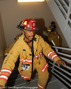 9/11 memorial Stair Climb San Diego