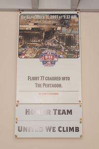 9-11 Memorial Stair Climb San Diego, CA.
