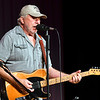 Rick Copeland plays guitar for the Little Bit Country Jamboree.