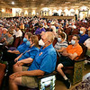 A large crowd turned out the the 30th, and last, Little Bit Country Jamboree Tuesday evening at the Paramount Theatre.
