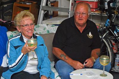 135 Nancy and John at Kandi's 2010 Super Bowl Party